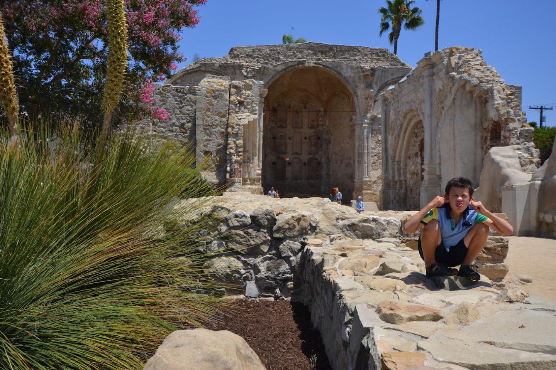 Free Admission to Mission San Juan Capistrano